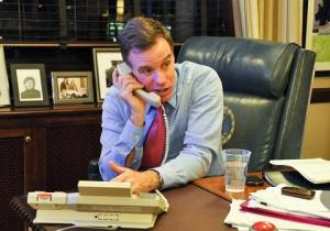 Sen. Mark Warner (D-Va.) Photo Courtesy/Office of Sen. Mark Warner